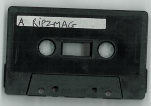 Ripzmag - Self titled 4 track cassette